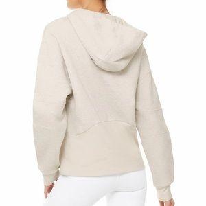 ALO Yoga Interval Microfleece Pullover Hoodie